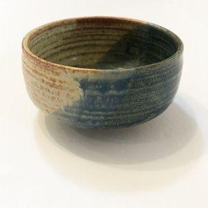 Handmade Studio Pottery Bowl